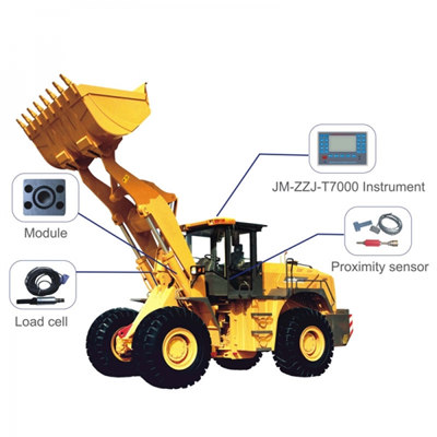 Wheel Loader Scale JM-T7000